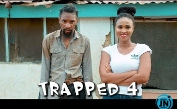 COMEDY VIDEO: Yawaskits - TRAPPED (Part 4)